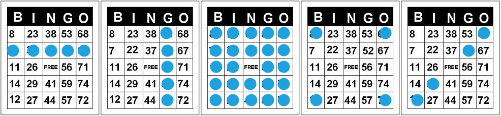 rules of bingo