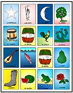 image about Printable Loteria Mexicana named Loteria Mexicana
